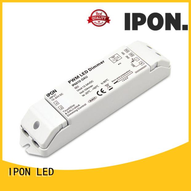 IPON LED dali dimmable led decoder manufacturer for Lighting control