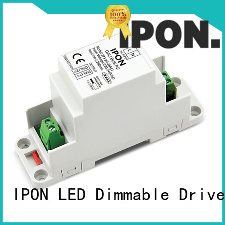 IPON LED dali controller China manufacturers for Lighting adjustment