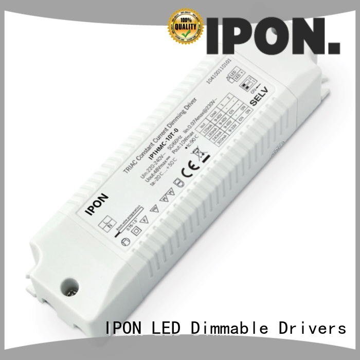 IPON LED popular dimmable drivers supplier for Lighting control