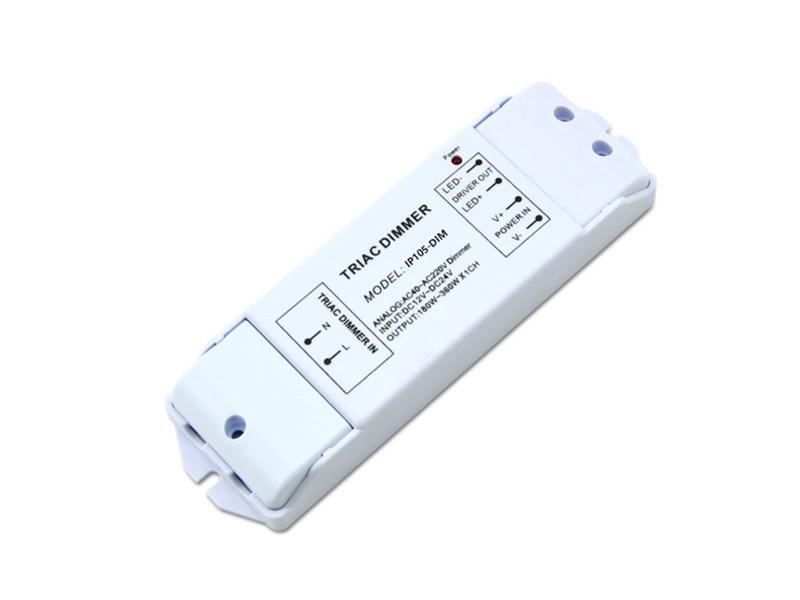 12-24VDC 15A*1ch Triac Master Controller
