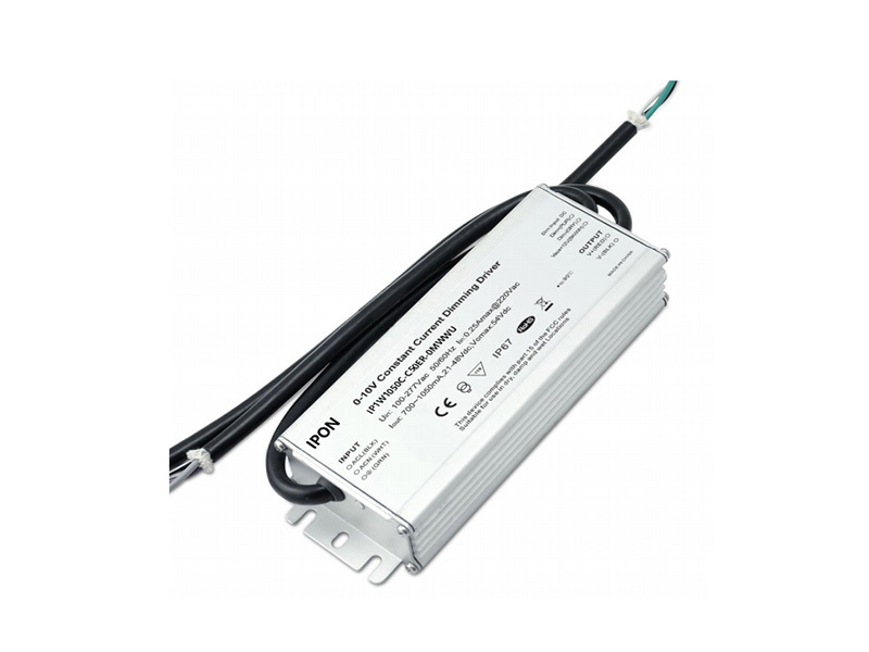 50W Constant Current Waterproof LED Driver