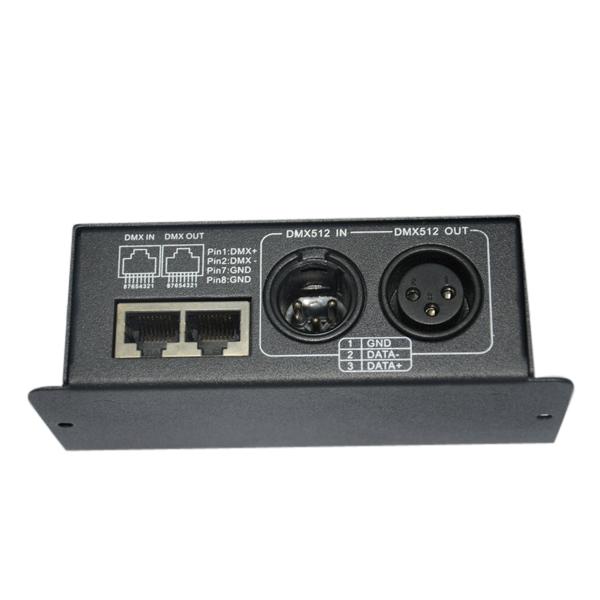90~360W 5A3ch CV DMX Decoder IP24-PX501