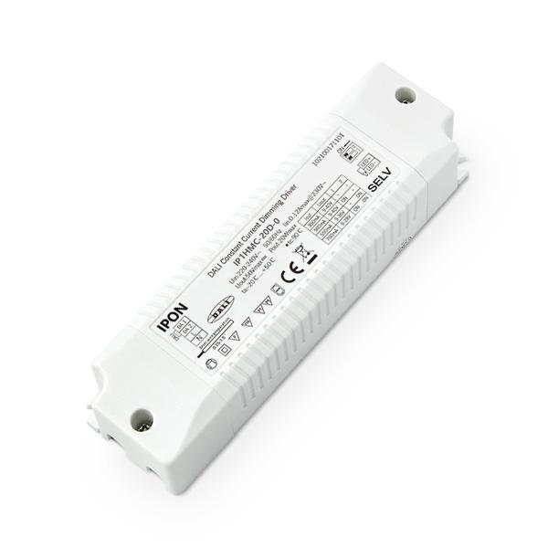 20W 350,500,550,700mA1ch CC DALI Driver IP1HMC-20D-0