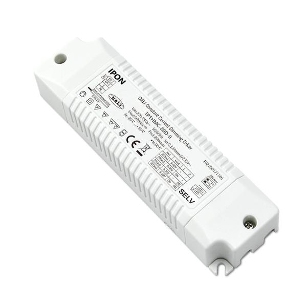 product-IPON LED-20W 350,500,550,700mA1ch CC DALI Driver IP1HMC-20D-0-img