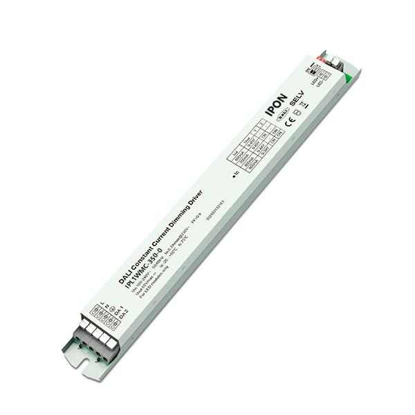 35W 600,700,800,900mA1ch CC DALI Driver IPL1WMC-35D-0