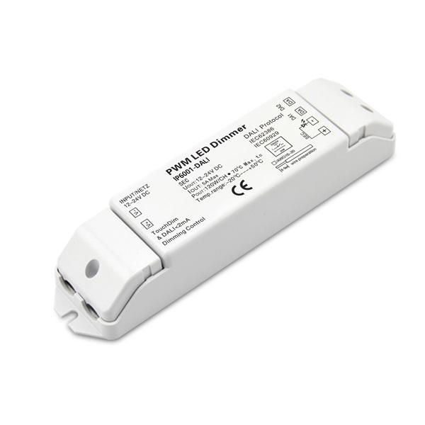 12-24V 5A1ch TouchDIM CV DALI Decoder IP6001-DALI