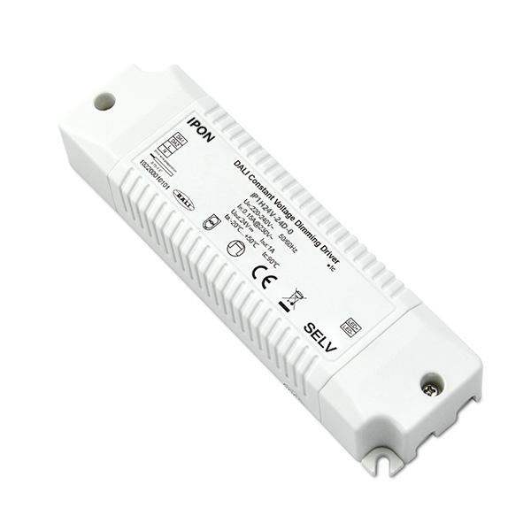 24W 24VDC 1A1ch CV DALI Driver IP1H24V-24D-0