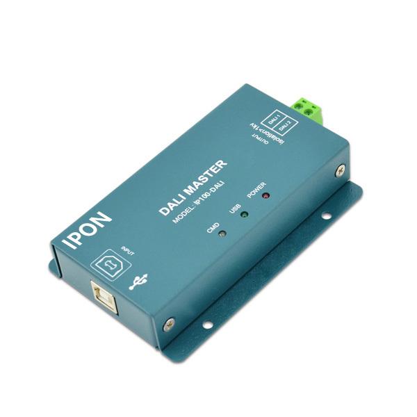 5VDC 25mA1ch DALI Master Controller IP100-DALI