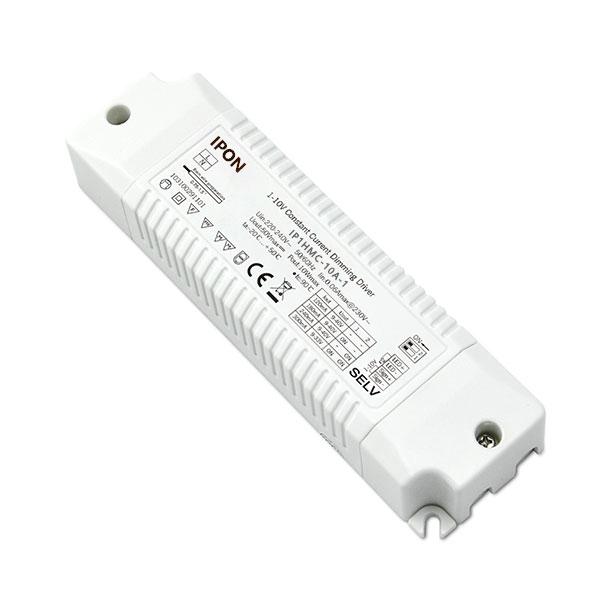 10W 120,180,240,300mA1ch CC 1-10V Driver IP1HMC-10A-1