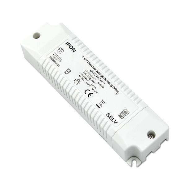 24W 24VDC 1A1ch CV 1-10V Driver IP1H24V-24A-1