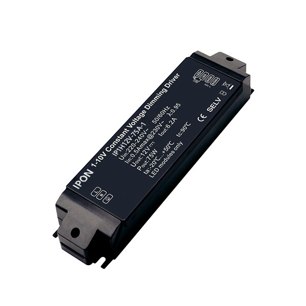75W 12VDC 6.2A1ch CV 1-10V Driver IP1H12V-75A-1