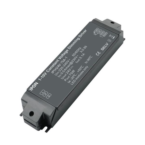 75W 24VDC 3.1A1ch CV 1-10V Driver IP1H24V-75A-1
