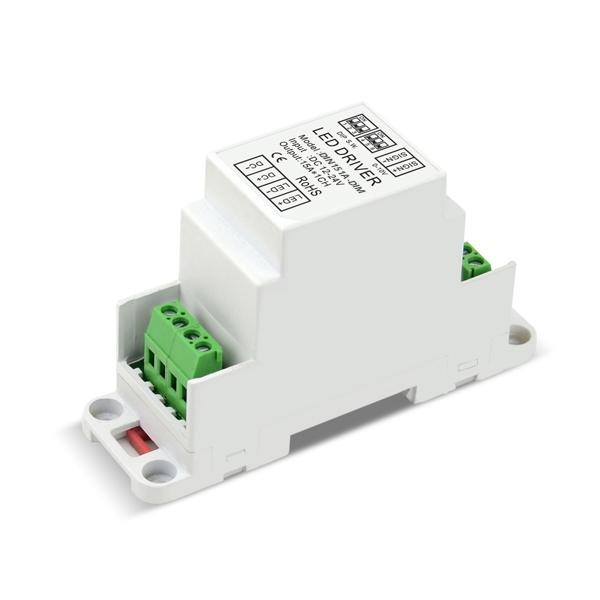 12-24VDC 15A1ch CV 0-10V Dimmer DIN151A-DIM