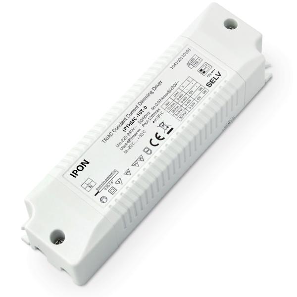10W 120,180,240,300mA CC Driver IP1HMC-10T-0