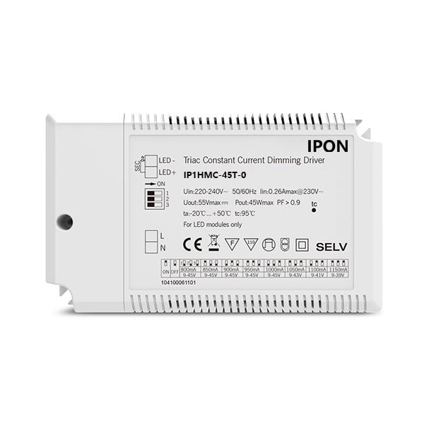 45W 800~1150mA1ch CC Driver IP1HMC-45T-0