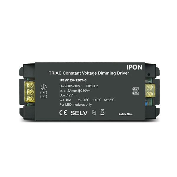 120W 12VDC 10A1ch CV Driver IP1W12V-120T-0