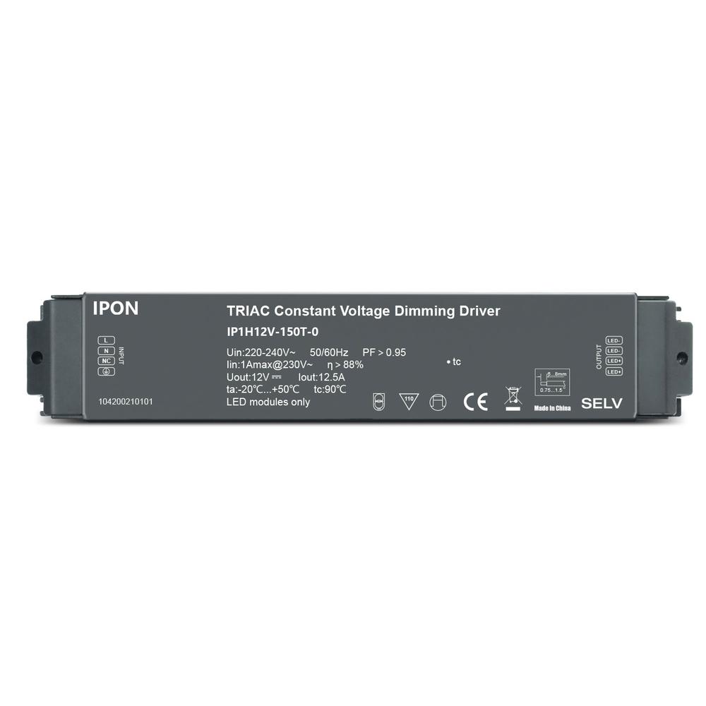 150W 12VDC 12.5A1ch CV Driver IP1H12V-150T-0