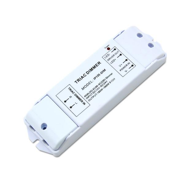 12-24VDC 15A1ch Triac Master Controller IP105-DIM