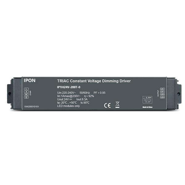 200W 24VDC CV Driver IP1H24V-200T-0