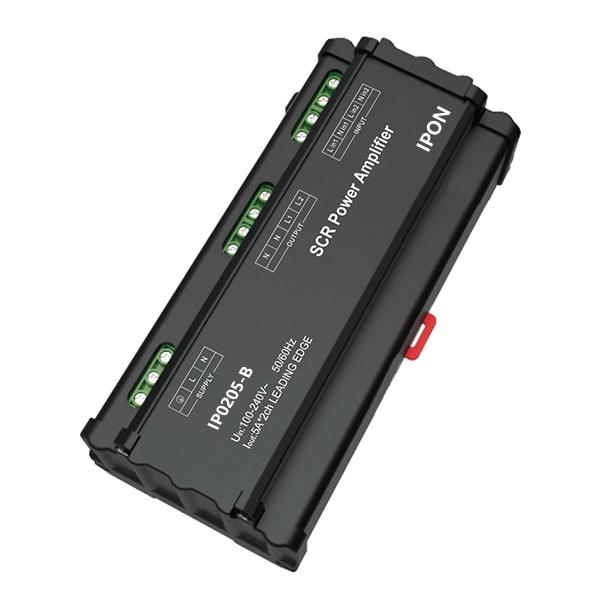 100-240VAC 5A2ch Power Amplifier IP0205-B