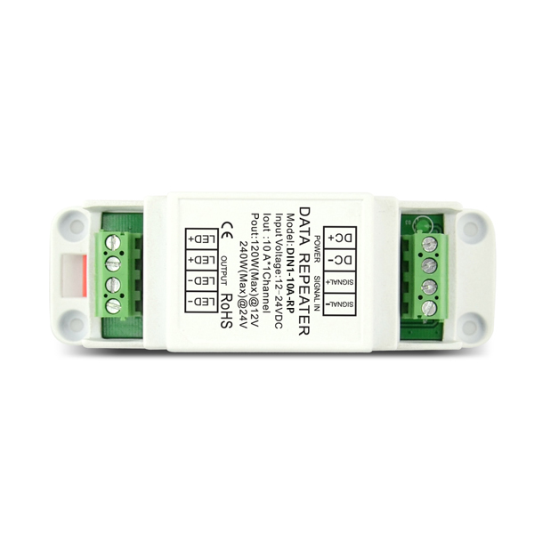 12-24VDC 10A1ch PWM Power Repeater DIN1-10A-RP