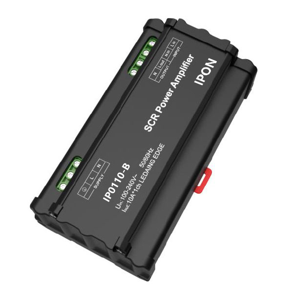100-240VAC 10A1ch Triac Power Amplifier IP0110-B