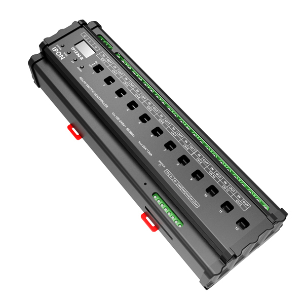 20A12ch Relay Switch Controller IP1220-R