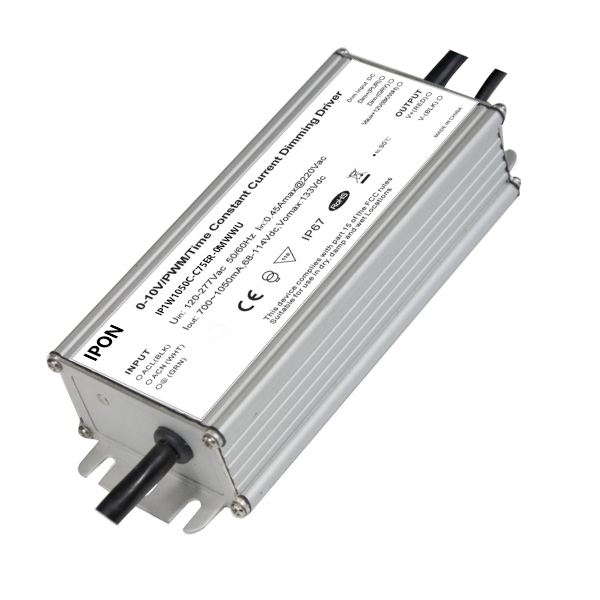 75W Constant Current Waterproof LED Driver IP1W1050C-C75ER-0MWWU