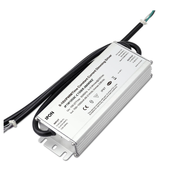 150W Constant Current Waterproof LED Driver IP1WxxxxC-C150XY-0MWWZ