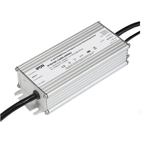 240W Constant Current Waterproof LED Driver IP1WxxxxC-C240XY-0MWWZ