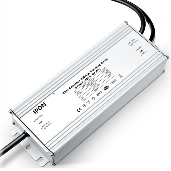 400W Constant Voltage Waterproof LED Driver IP1WxxV-C400XY-0MWWZ