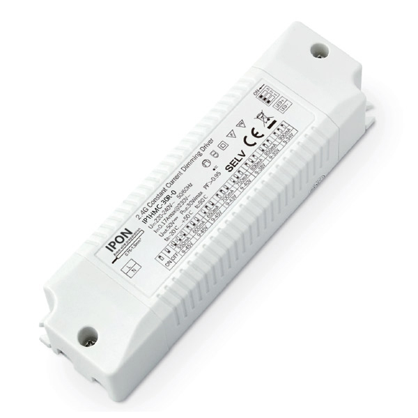 30W 550,600,650,700,750,800,850,900mA1ch 2.4G CC LED Driver IP1HMC-30R-0