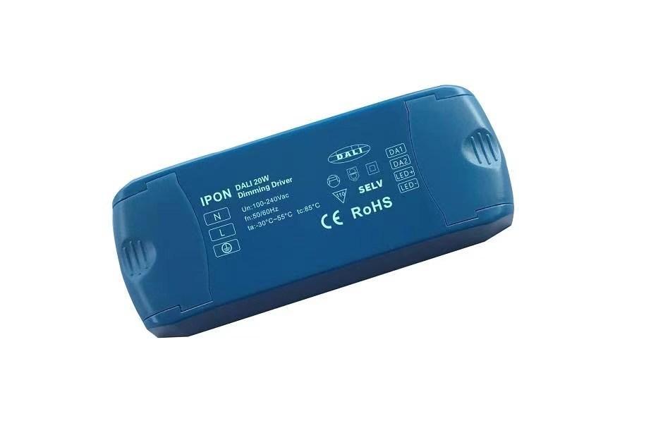 20W 350500550700mA CC DMX Driver IP1HMC-20M-0