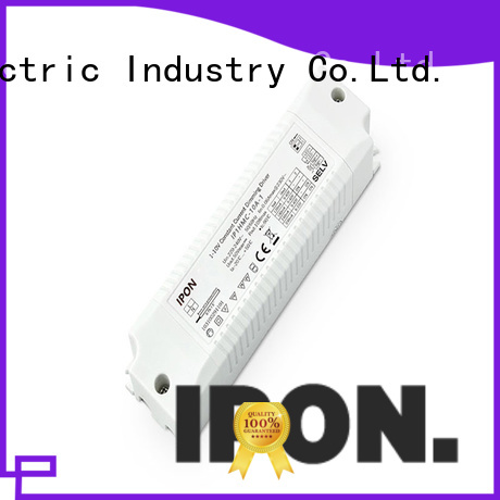 IPON LED High sensitivity dimmable constant current led driver in China for Lighting control
