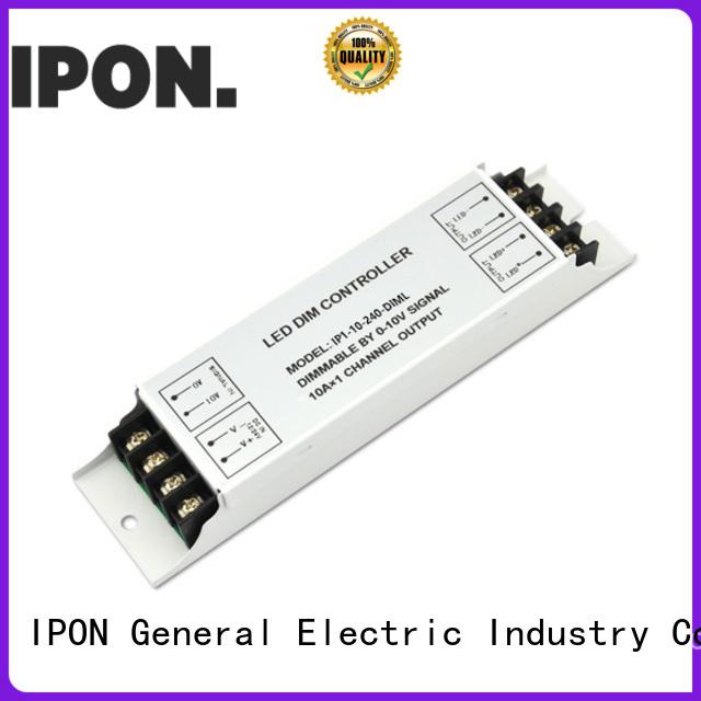 0-10V/1-10V dimmers led IPON for Lighting control system