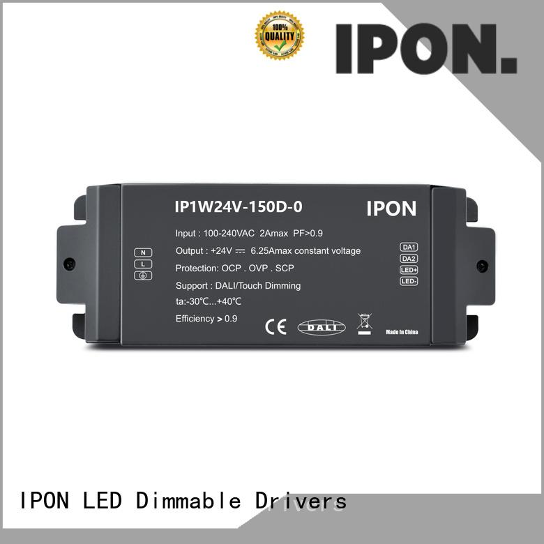IPON LED dali control schematic company for Lighting adjustment