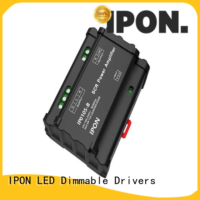 IPON LED power amplifiers China suppliers for Lighting control