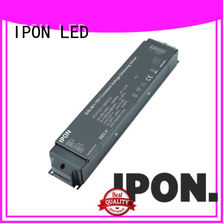 IPON LED professional dimmable driver China for Lighting adjustment