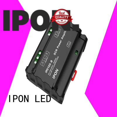 IPON LED New portable power amplifier manufacturers for Lighting adjustment