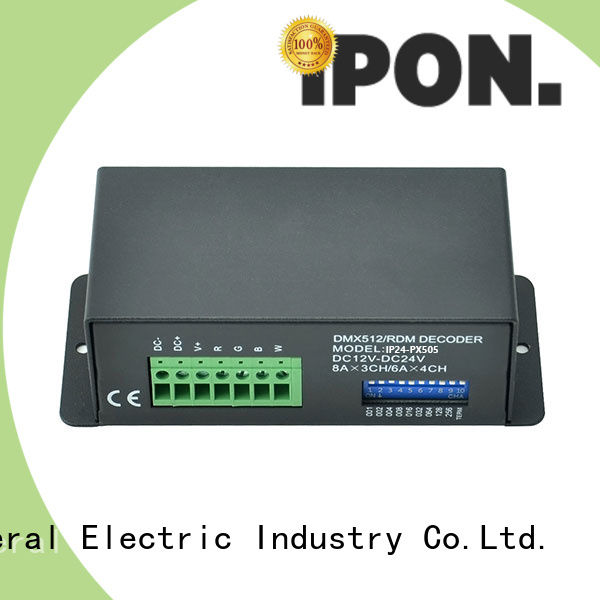 IPON LED high power led driver supplier for Lighting control system