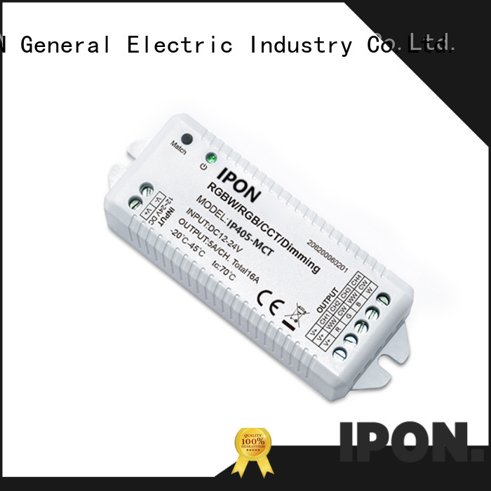 IPON LED 2.4G led driver suppliers China suppliers for Lighting adjustment