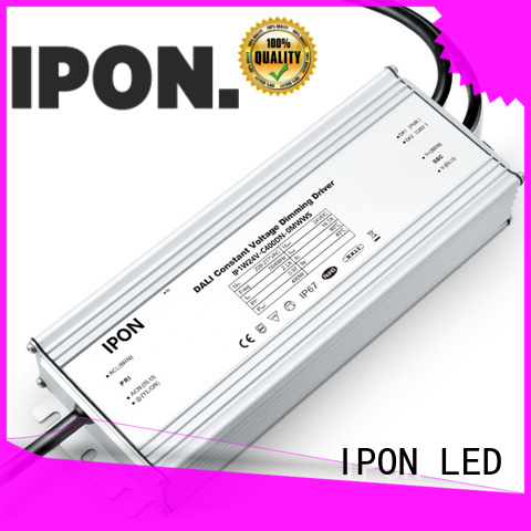 IPON LED led driver power factory for Lighting control