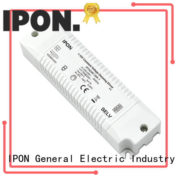 IPON LED High repurchase rate constant voltage led driver manufacturer for Lighting control
