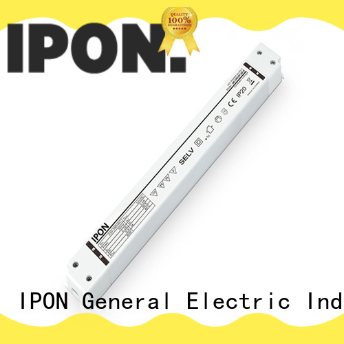 IPON LED led driver price supplier for Lighting control