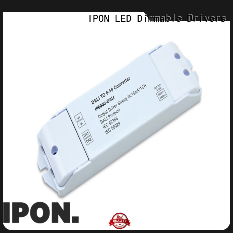 12-24VDC analog signal converters in China for Lighting control system