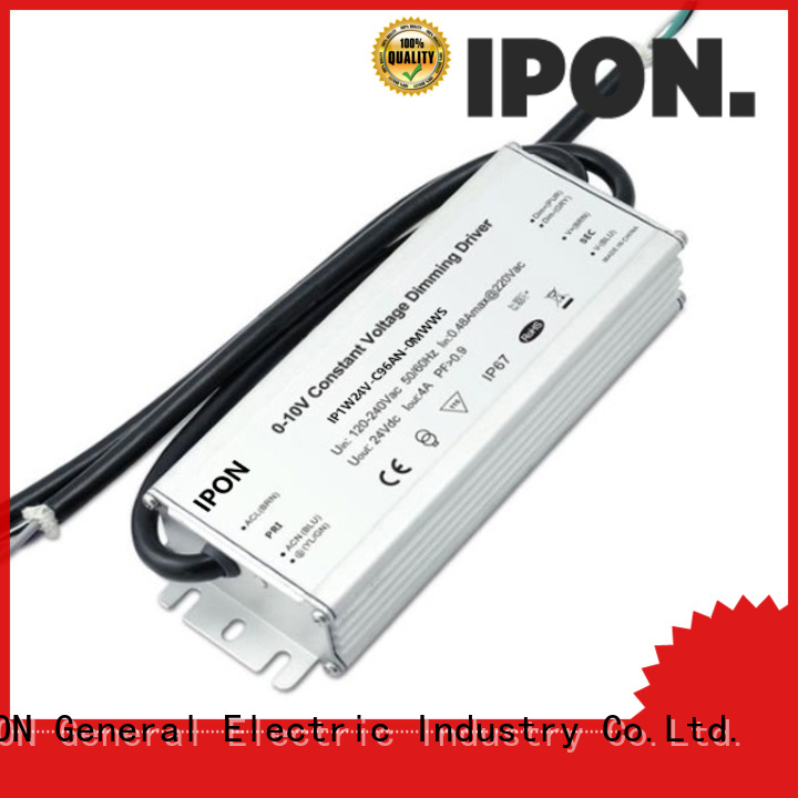 IPON LED stable quality led driver price factory for Lighting control