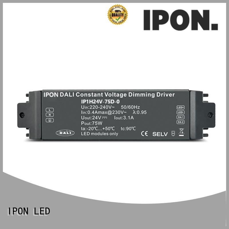 IPON LED waterproof led dimmer factory for Lighting adjustment