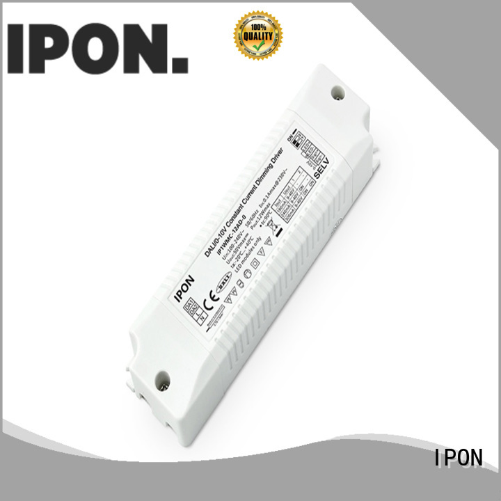 IPON Drivers 5-in-1 led driver price China suppliers for Lighting control