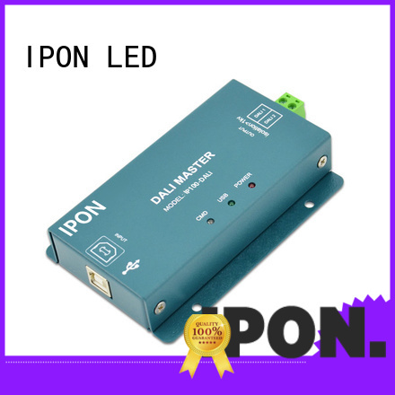 Top quality dali master IPON for Lighting control system