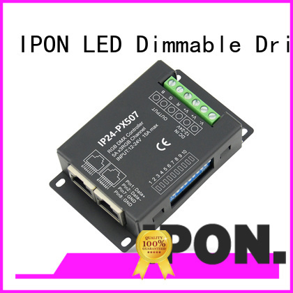 IPON LED dmx dimmable Factory price for Lighting control